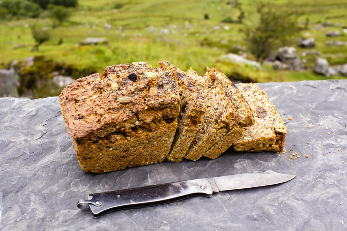 How to Make Traditional Irish Brown Bread