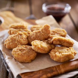 This Company is Hiring People to Eat Chicken Nuggets and We're Ecstatic