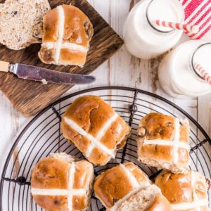 How To Make Hot Cross Buns (And Why You Should)