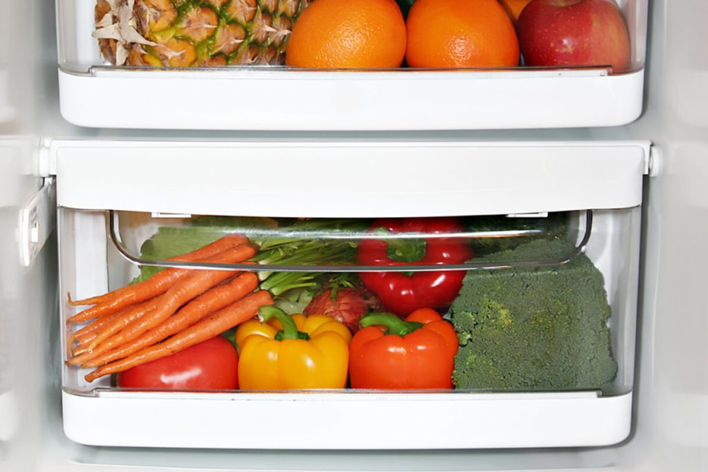 How To Use Your Refrigerator S Crisper Drawer Taste Of Home
