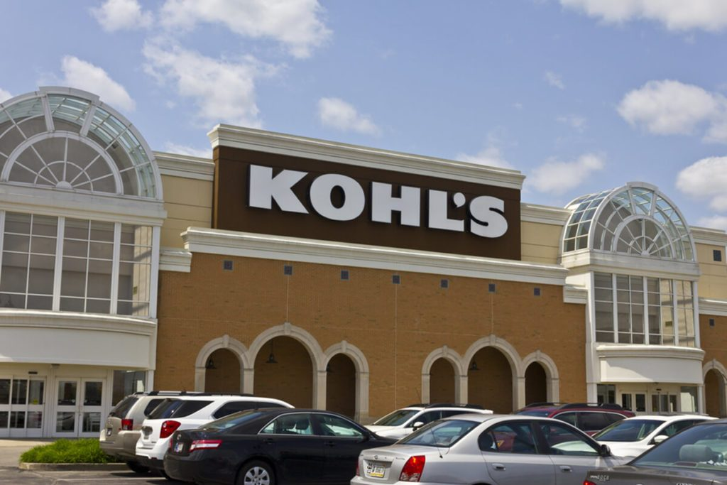 Kohl's Retail Store Location.