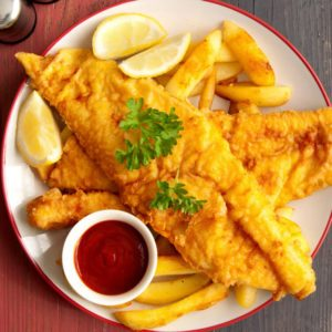 What Are the Best Types of Fish for Frying?