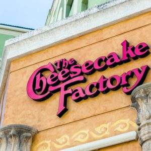 Cheesecake Factory Has 2 New Flavors That Will Steal the Show