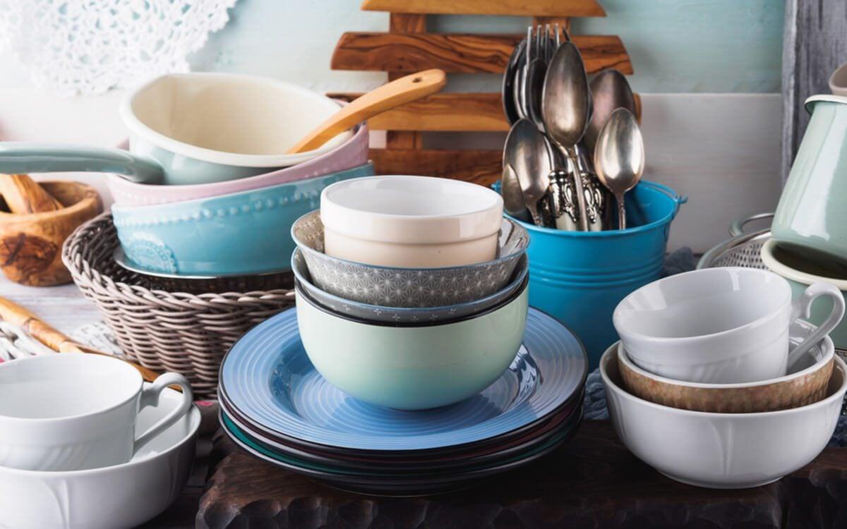 Merveilleux Vintage Kitchen Photo: Shutterstock/Life Morning