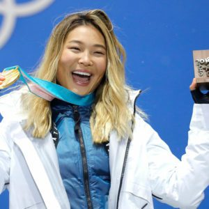 The Surprising Food U.S. Olympic Athlete Chloe Kim Craved Before Competition