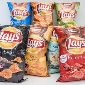 We Tried 9 Kinds of Lay's Potato Chips—Here's Our Definitive Ranking