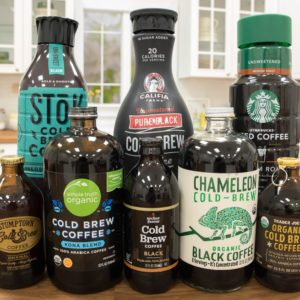We Tried 8 Kinds of Cold Brew Coffee to Find the Perfect Pick-Me-Up