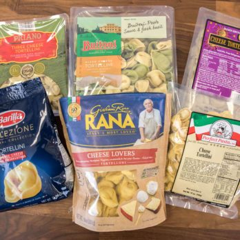 We Tried 6 Tortellini to Find the Perfect Pasta