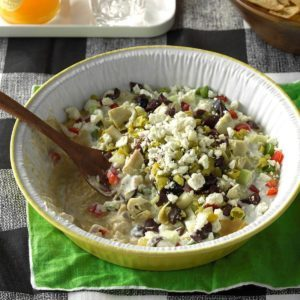 9-Layer Greek Dip
