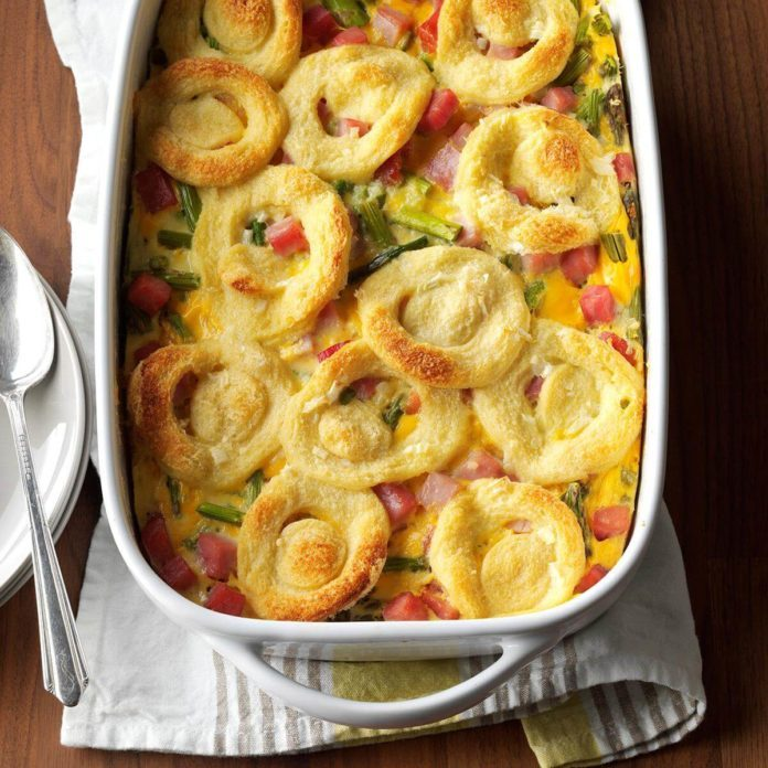 46 Easter Casseroles Made in Your Trusty 13×9 Pan