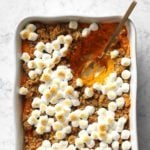 Aunt Margaret's Sweet Potato Casserole
