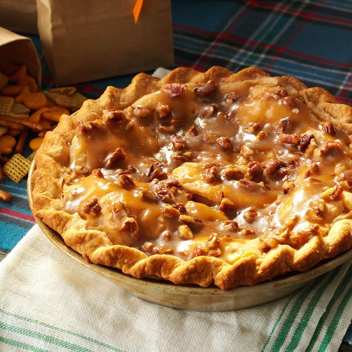Apple Pie Recipe: Candy Apple Pie Recipe
