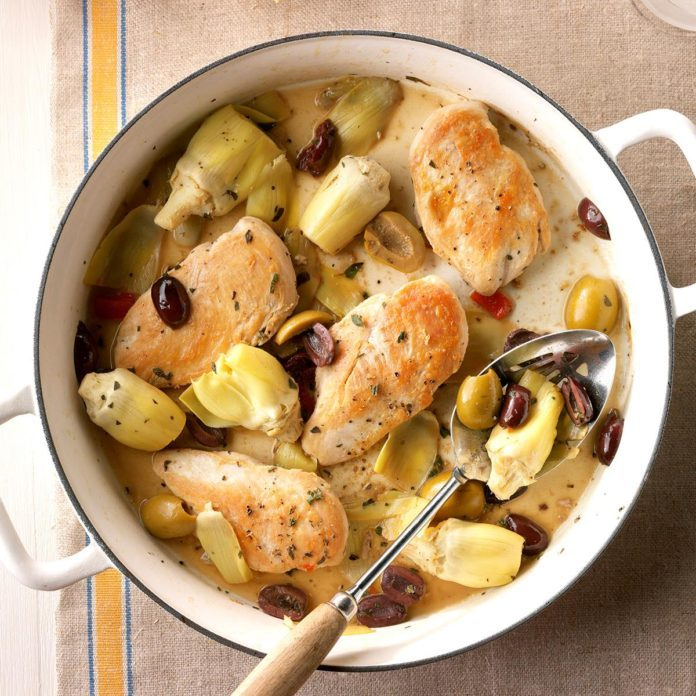 30 Minute Chicken Breast Recipes You Can Rely On Taste Of Home