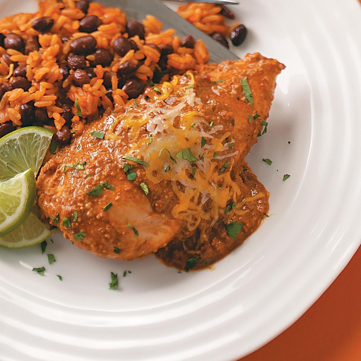 Best Chicken Mole Recipes: Chicken Mole Ole Recipe