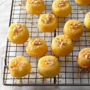 Citrus Mini Cakes