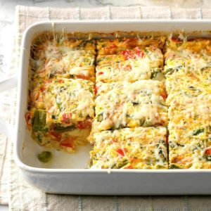 Colorful Brunch Frittata