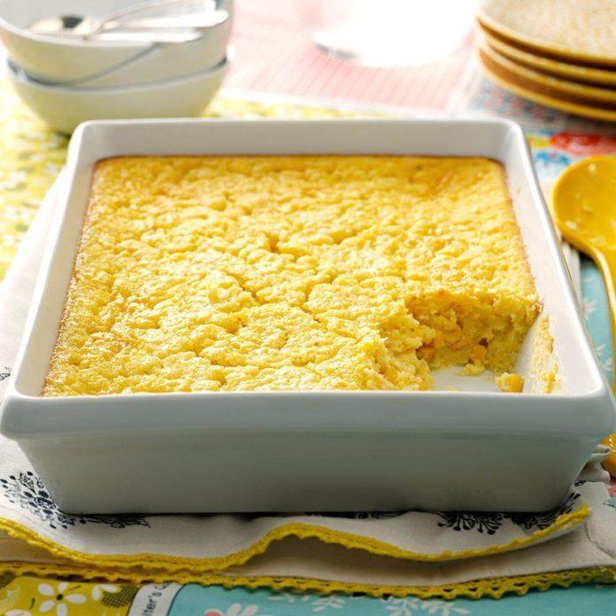 Pumpkin Dessert With Jiffy Cake Mix