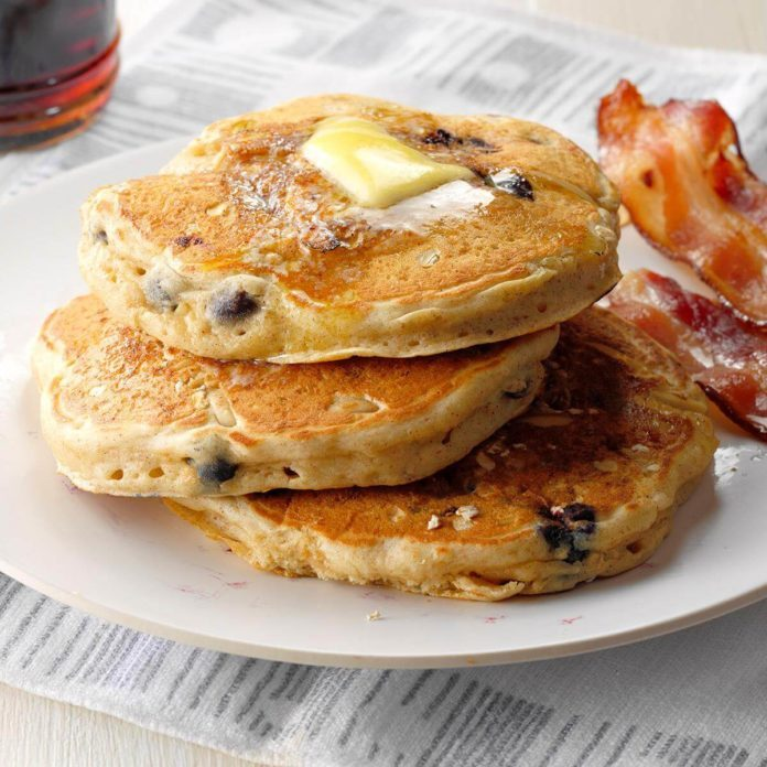 Test Kitchen Whole Wheat Pancake Recipe