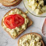Curried Egg Salad