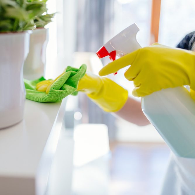 6 Ways to Upgrade Your DIY All-Purpose Cleaner | Taste of Home