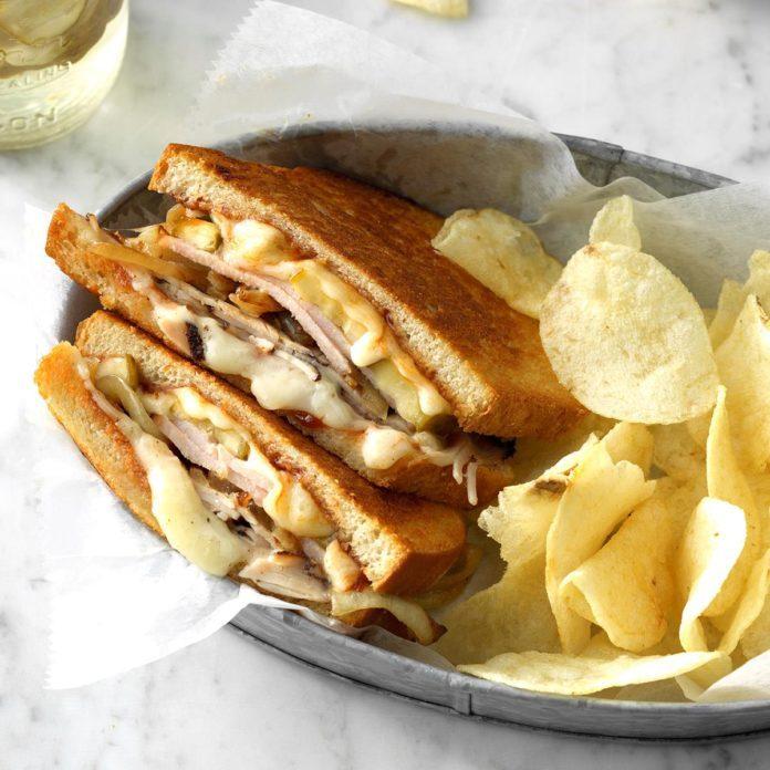 Sandwich Ideas that Aren't PB&J