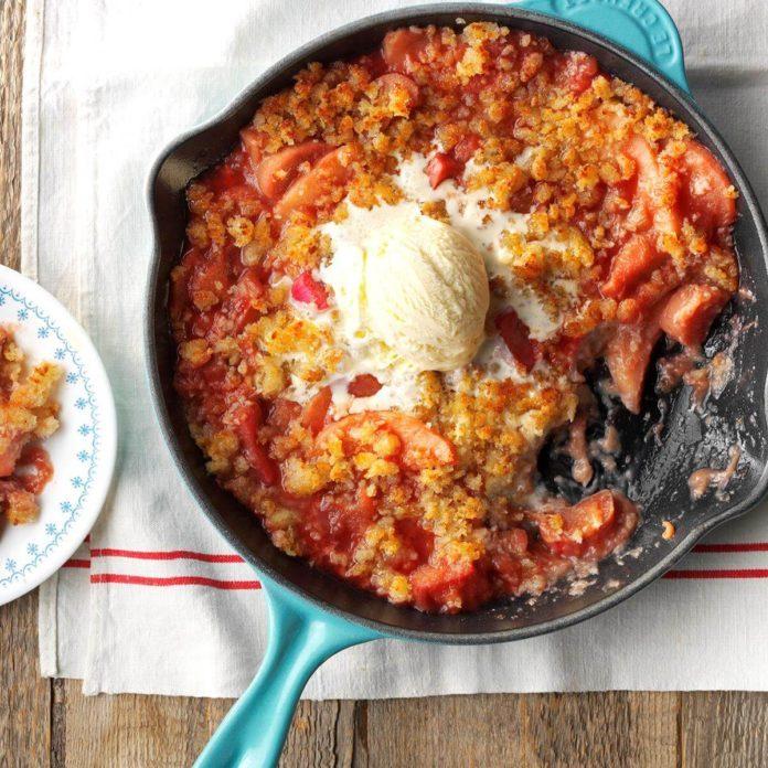 50 of Grandma's Favorite Rhubarb Recipes