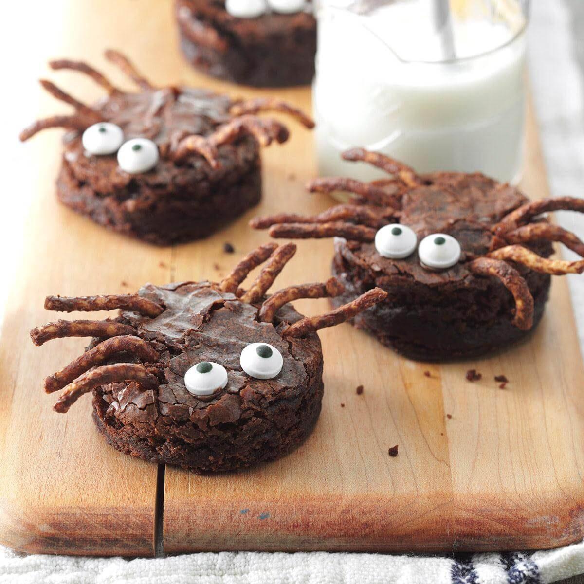 9 Creepy Crawly Halloween Party Recipes