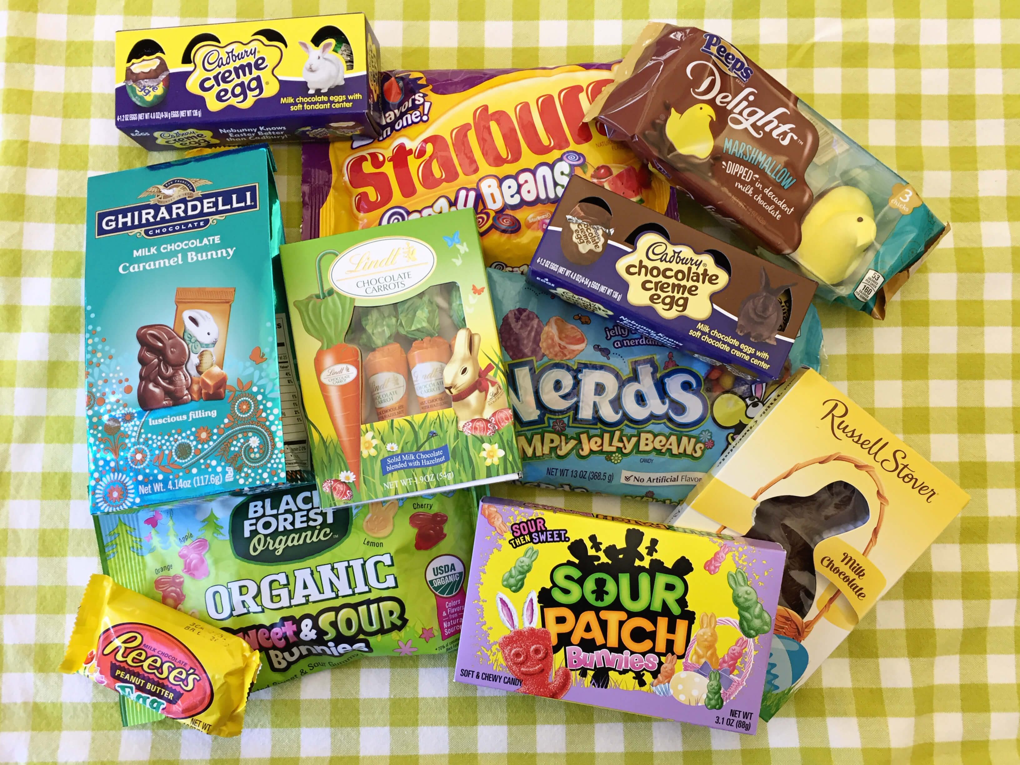 We Tried 11 Kinds of Easter Candy. Here's What's Worth Buying ...