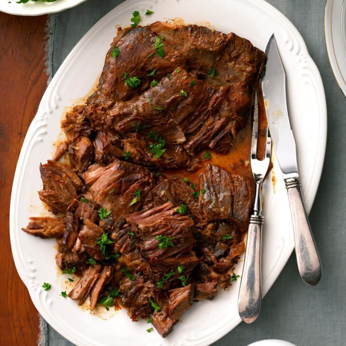 30: Flavorful Pot Roast