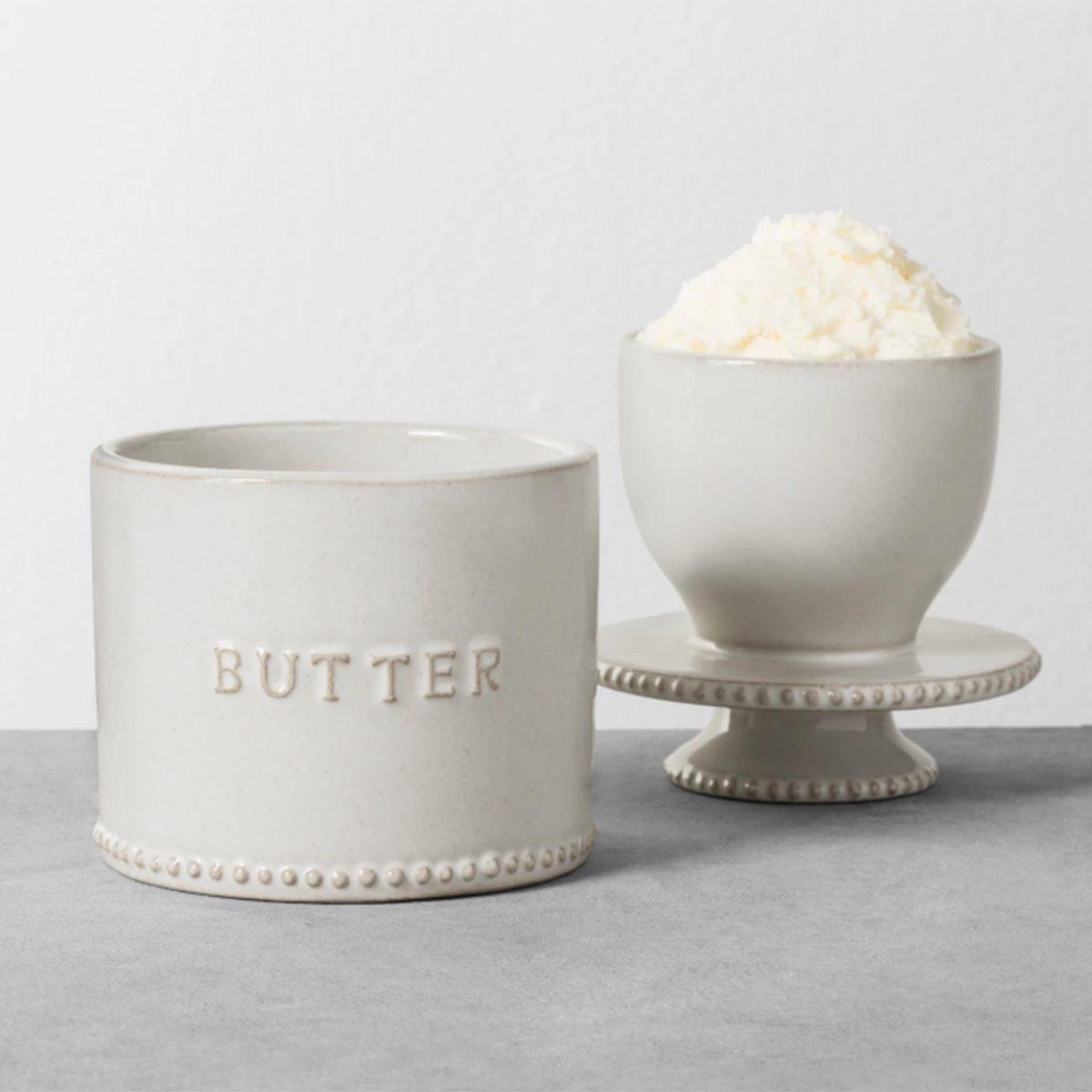Joanna Gaines butter bell