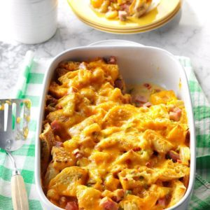 23 Hammy Breakfast Casseroles