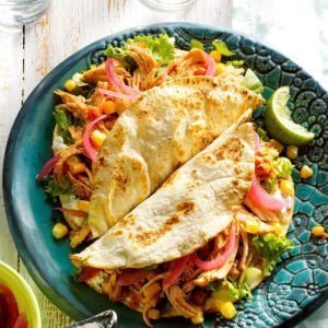 55 food truck copycat recipes taste of home lime chicken tacos forumfinder Image collections