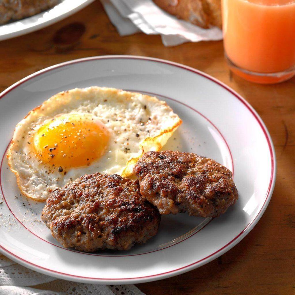 Old fashioned breakfast sausage recipe 59