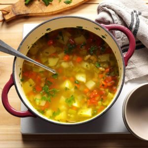 Market Basket Soup