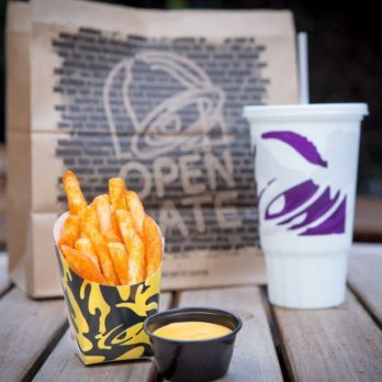 Say Adios to Taco Bell's Nacho Fries (for Now)