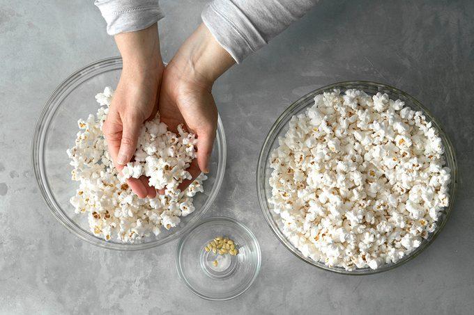 Caramel Corn; Popcorn