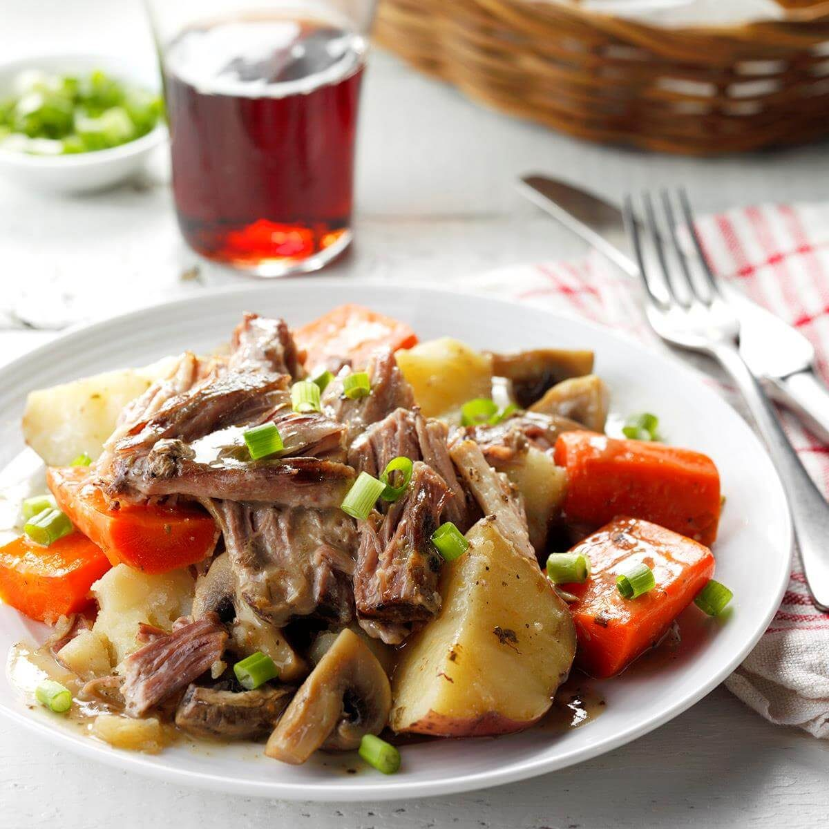 40 After-Church Slow Cooker Recipes