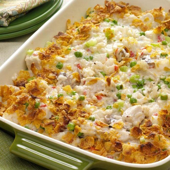 May: Potluck Chicken Casserole