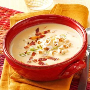 Slow-Cooked Savory Cheese Soup