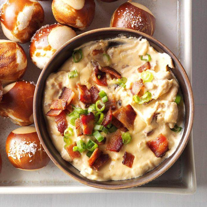 Bacon Cheddar Dip
