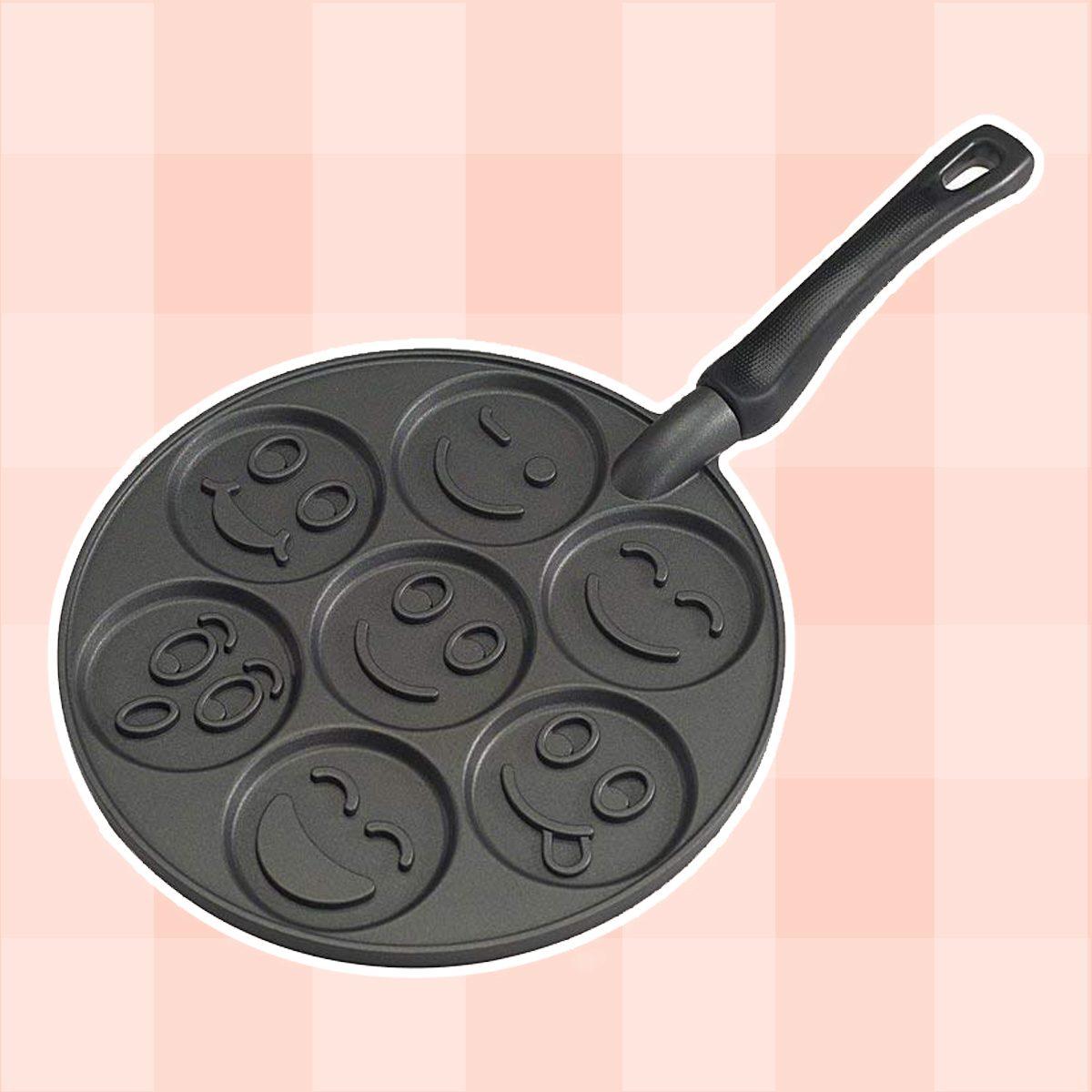 Smiley Emoji Pancake Pan