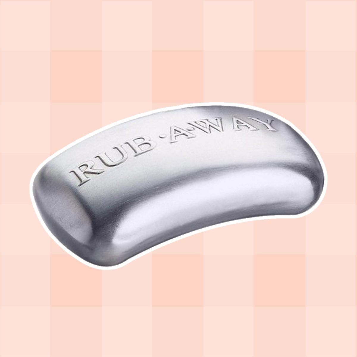 Stainless Steel Soap Bar