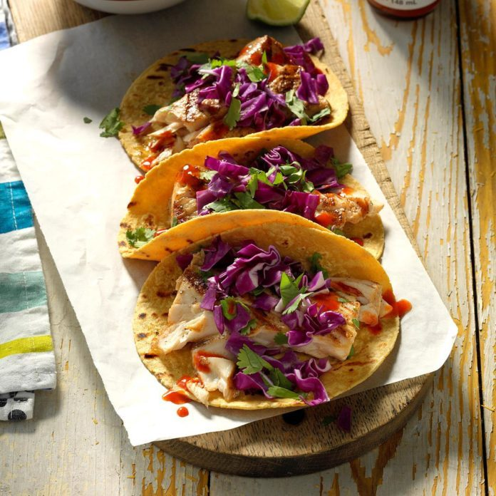 Day 18: The Ultimate Fish Tacos