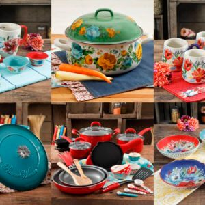We Can't Get Enough of the Pioneer Woman's Latest Cookware Collection