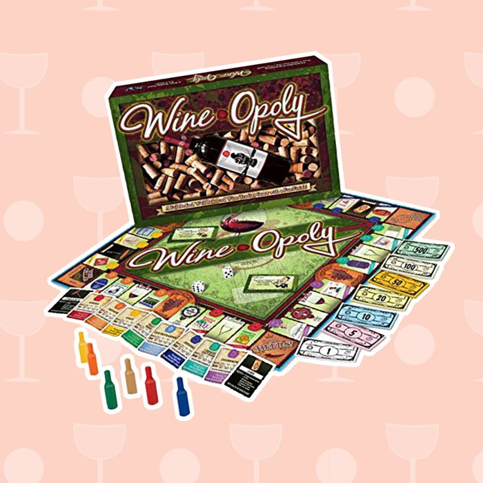 wine gifts, Wine-Opoly Monopoly Board Game