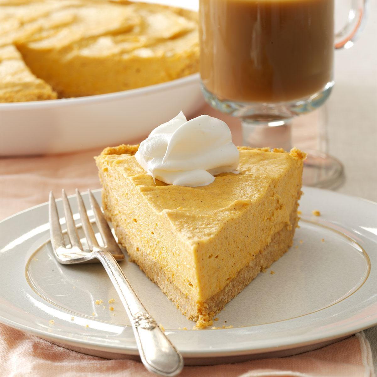 Marshmallow Pumpkin Pie Recipe