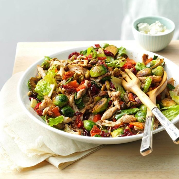 75 Healthy Salad Suppers