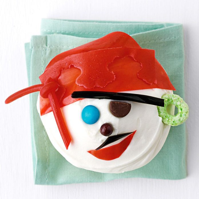 Ahoy Matey! Cupcakes
