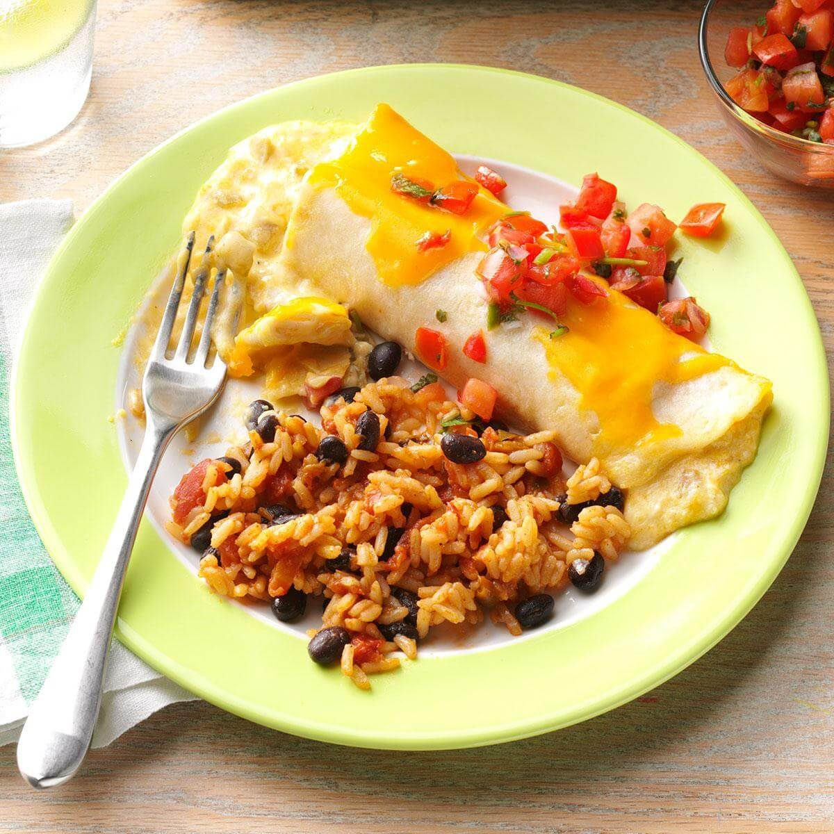 Easy Chicken Dish: Easy Chicken Enchiladas Recipe