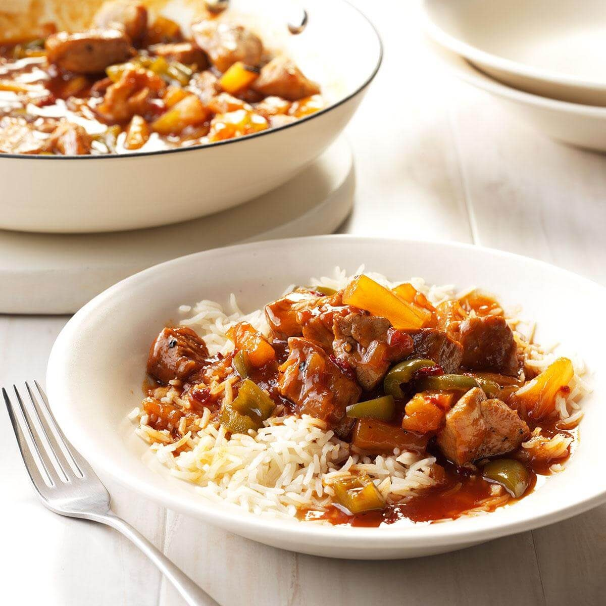 Spicy Pork Tenderloin: Tropical Sweet And Spicy Pork Tenderloin Recipe